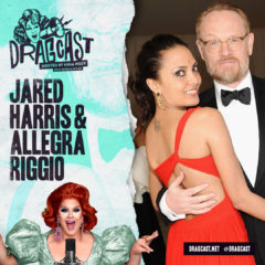 Jared Harris & Allegra Riggio